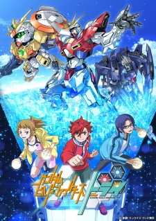 Gundam Build Fighters Try (dub)