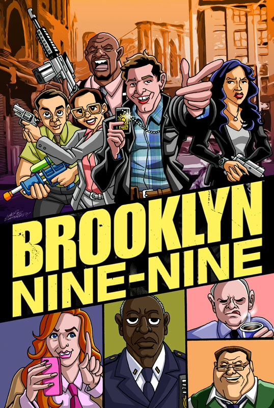 Brooklyn Nine-nine: Season 2