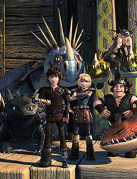 Dreamworks Dragons: Season 6