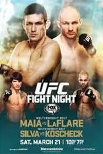 Ufc Fight Night 62: Maia Vs. Laflare