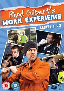 Rhod Gilbert's Work Experience: Season 4