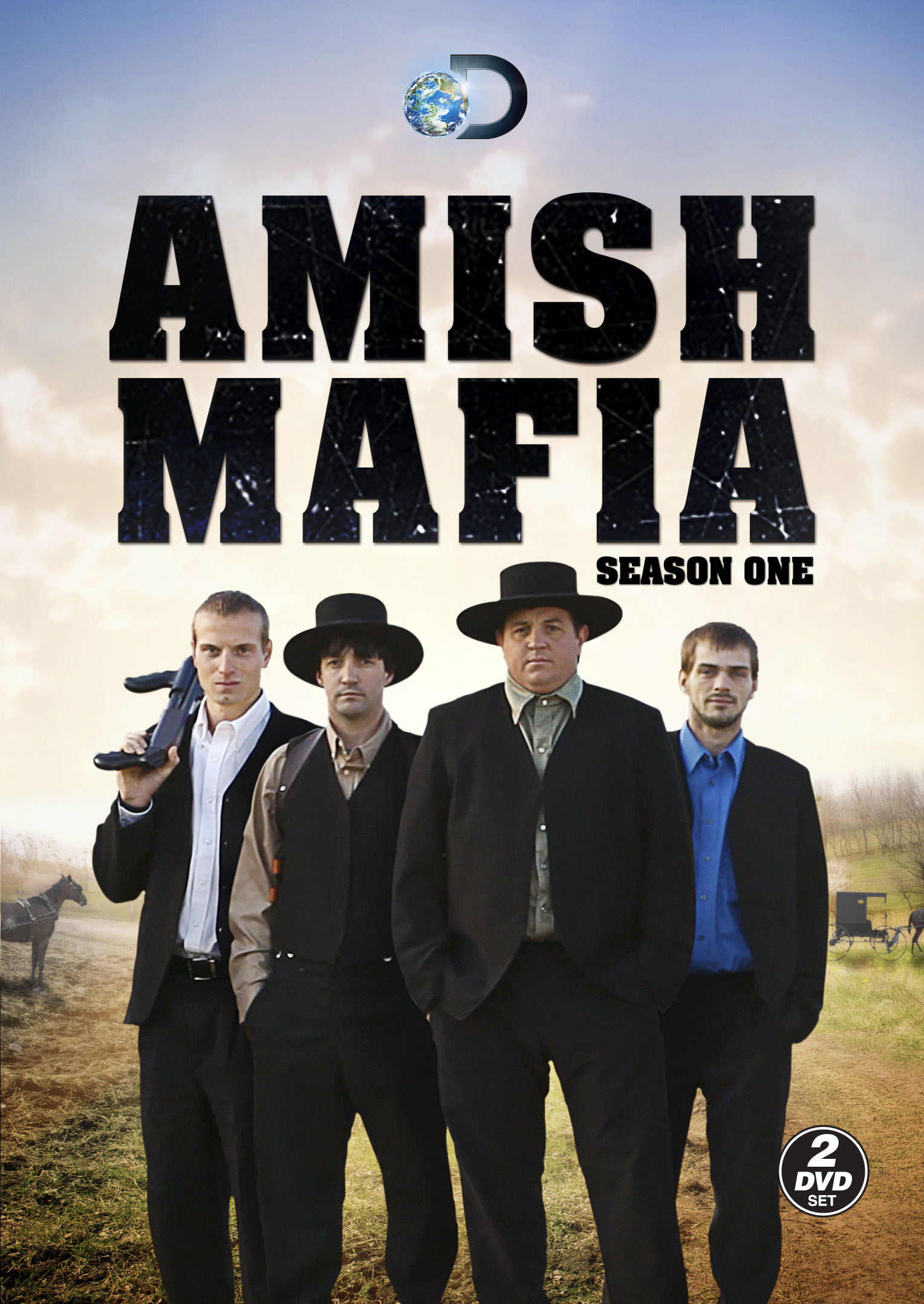 Amish Mafia: Season 4