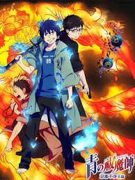 Ao No Exorcist 2 (dub)