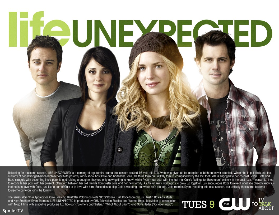 Life Unexpected: Season 2