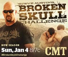 Steve Austin's Broken Skull Challenge: Season 2