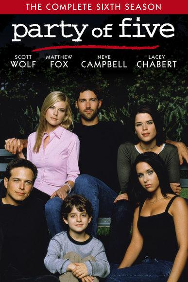 Party Of Five: Season 6