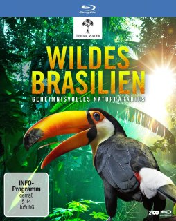 Brazil A Natural History Coastal Paradise