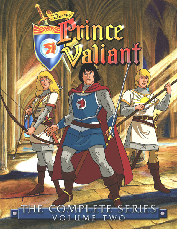The Legend Of Prince Valiant: Season 2