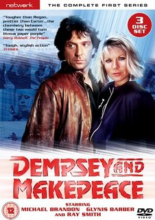 Dempsey And Makepeace: Season 1