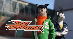 Buddy Thunderstruck