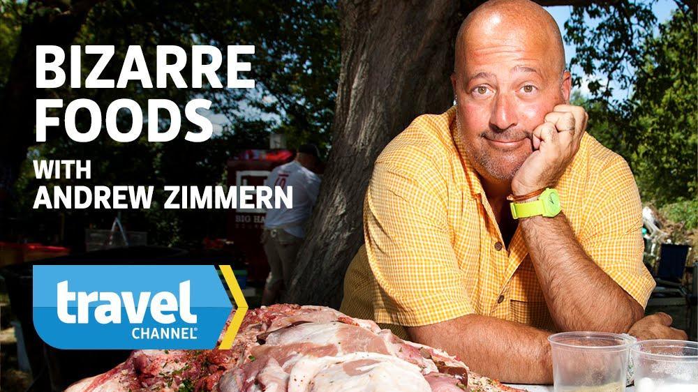 Bizarre Foods With Andrew Zimmern: Season 13