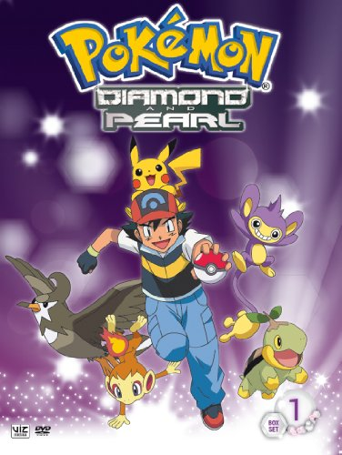 Pokemon Diamond & Pearl (dub): Season 10