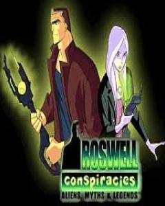 Roswell Conspiracies: Aliens, Myths & Legends