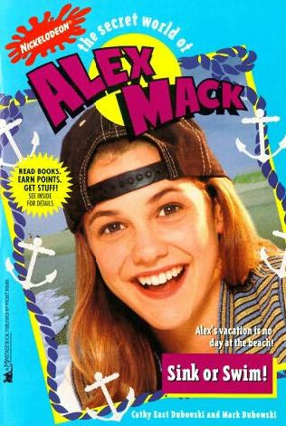 The Secret World Of Alex Mack: Season 3