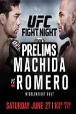 Ufc Fight Night 70: Machida Vs Romero Prelims