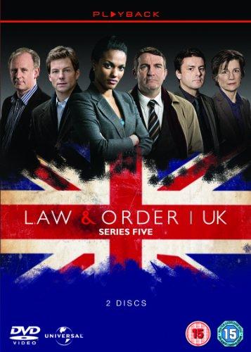 Law & Order: Uk: Season 5