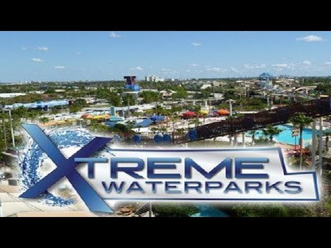 Xtreme Waterparks: Season 4