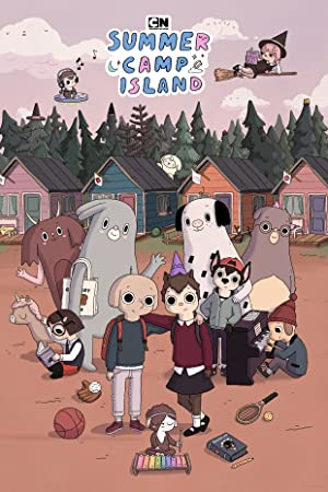 Summer Camp Island (tv Series): Season 2