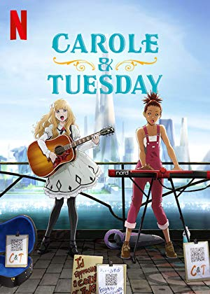 Carole And Tuesday Mini Series