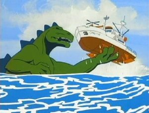 Godzilla: Season 2