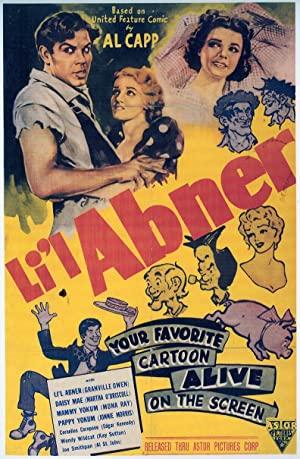Li'l Abner 1940