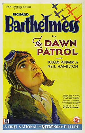 The Dawn Patrol 1930