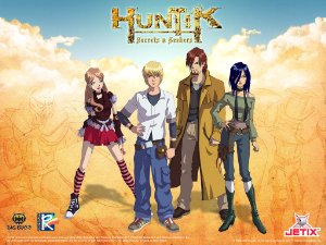 Huntik: Secrets And Seekers: Season 1