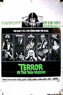 Terror In The Wax Museum