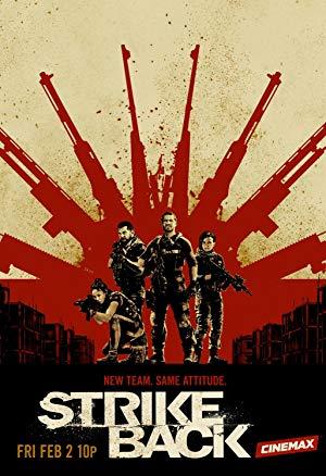Strike Back: Season 7