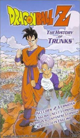 Dragon Ball Z: The History Of Trunks