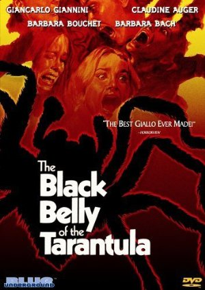 Black Belly Of The Tarantula