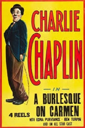 Charlie Chaplin's Burlesque On Carmen
