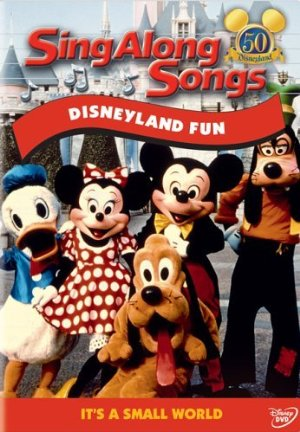 Disney Sing-along-songs: Disneyland Fun