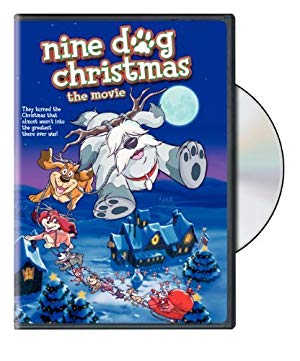 Nine Dog Christmas