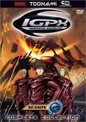 Igpx Immortal Grand Prix (sub)