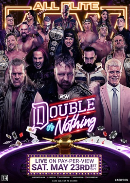 All Elite Wrestling: Double Or Nothing 2020
