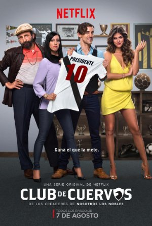 Club De Cuervos: Season 2