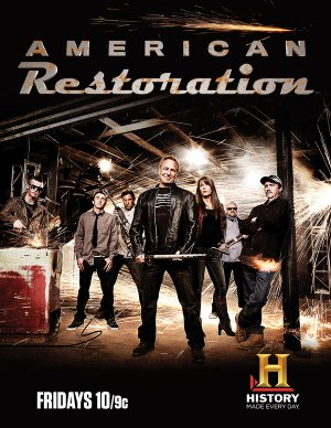 American Restoration: Season 7