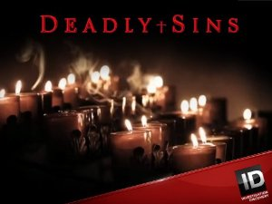 Deadly Sins: Season 5