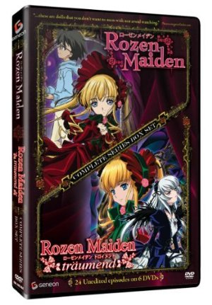 Rozen Maiden: Season 1