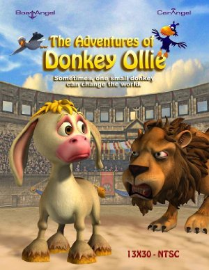 Adventures Of Donkey Ollie