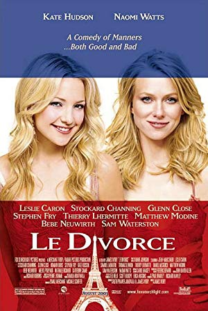 The Divorce 2003