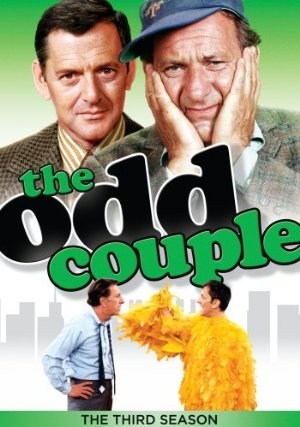 The Odd Couple: Season 3 (1972)
