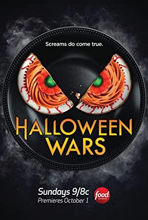 Halloween Wars: Season 8