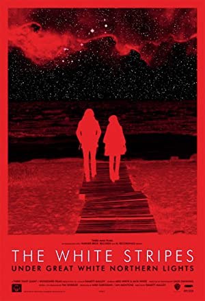 The White Stripes Under Great White Northern Lights