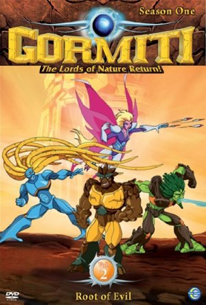 Gormiti: The Lords Of Nature Return!: Season 1