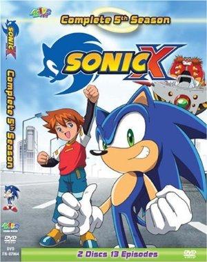 Sonic X: Season 1