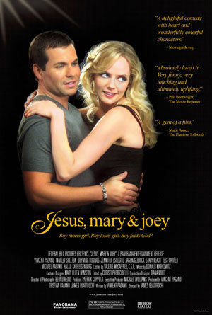 Jesus, Mary And Joey