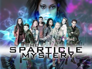 The Sparticle Mystery: Season 1