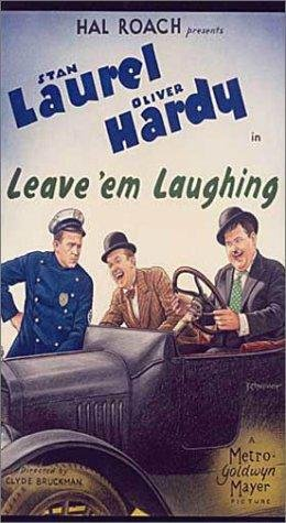 Leave 'em Laughing